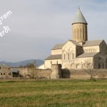 Alaverdi Monstero, Kakheti, georgia