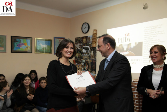 Antonio Enrico Bartoli,ambasciatore,italia,tbilisi,georgia