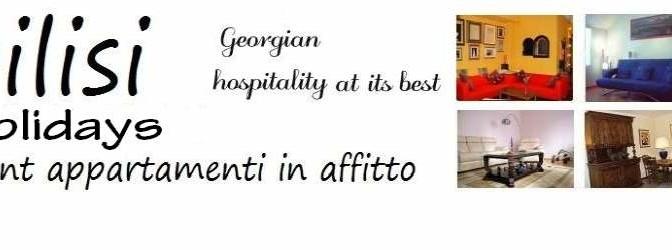 Affitto Appartamenti Turistici o per lungo periodo a Tbilisi