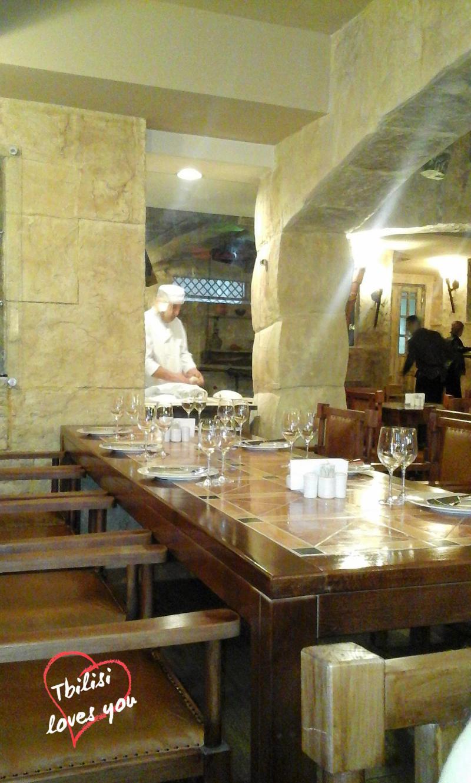 tavaduri, ristorante, georgiano, pub, taverna, tipico, Tbilisi
