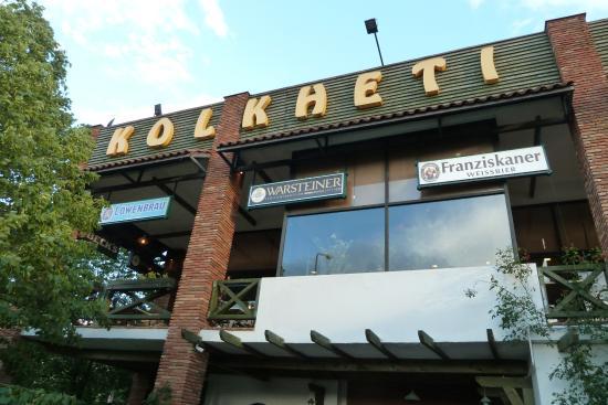 Kolkheti Okhrokhana ristorante georgiano
