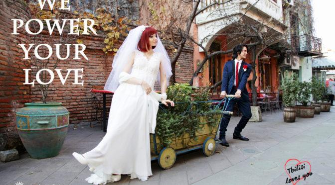 Sempre più italiani si sposano a Tbilisi